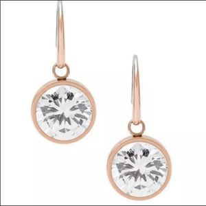 MICHAEL KORS WOMEN'S BRILLIANCE CRYSTAL Earrings